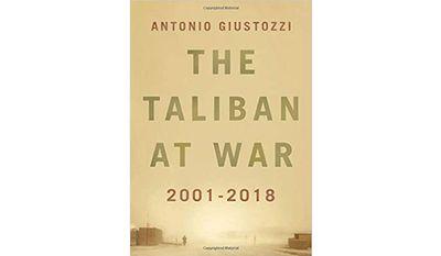 'The Taliban at War 2001-2018' (book jacket)
