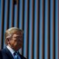 The Trump administration plans to appeal a decision that blocks the president from using funds earmarked for the Pentagon for the wall. (ASSOCIATED PRESS)