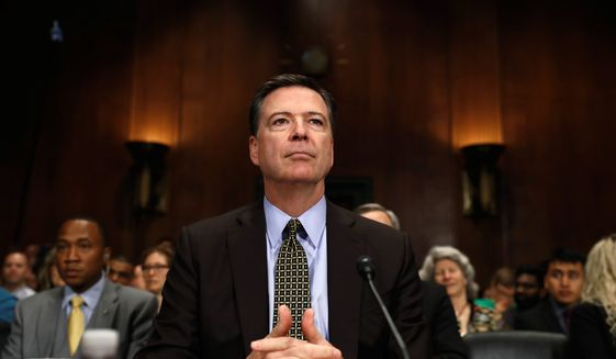 Several FBI headquarters officials, including Director James B. Comey, Deputy Director Andrew McCabe and senior counterintelligence official Peter Strzok, were fired for improprieties related to the probe. (Associated Press photographs)