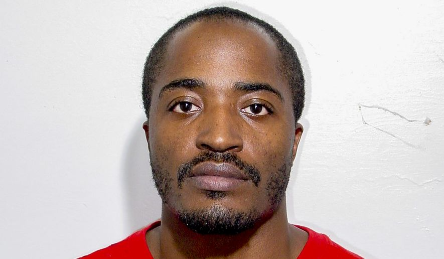 This Sept. 20, 2009, photo provided by the Kent, Ohio Police Department, shows David Anderson, one of two gunmen who reportedly killed four people in Jersey City, N.J., on Tuesday, Dec. 10, 2019. (Kent Police Department via AP)