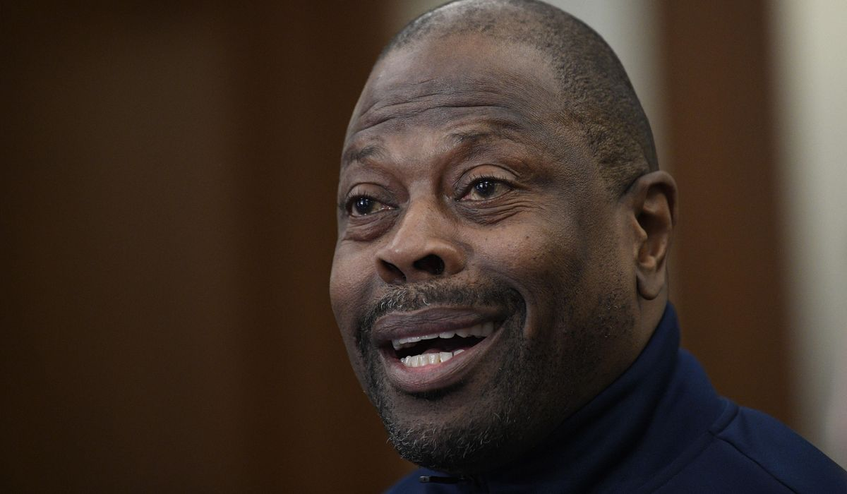 Patrick Ewing says Georgetown championship ring, Olympic medals were stolen