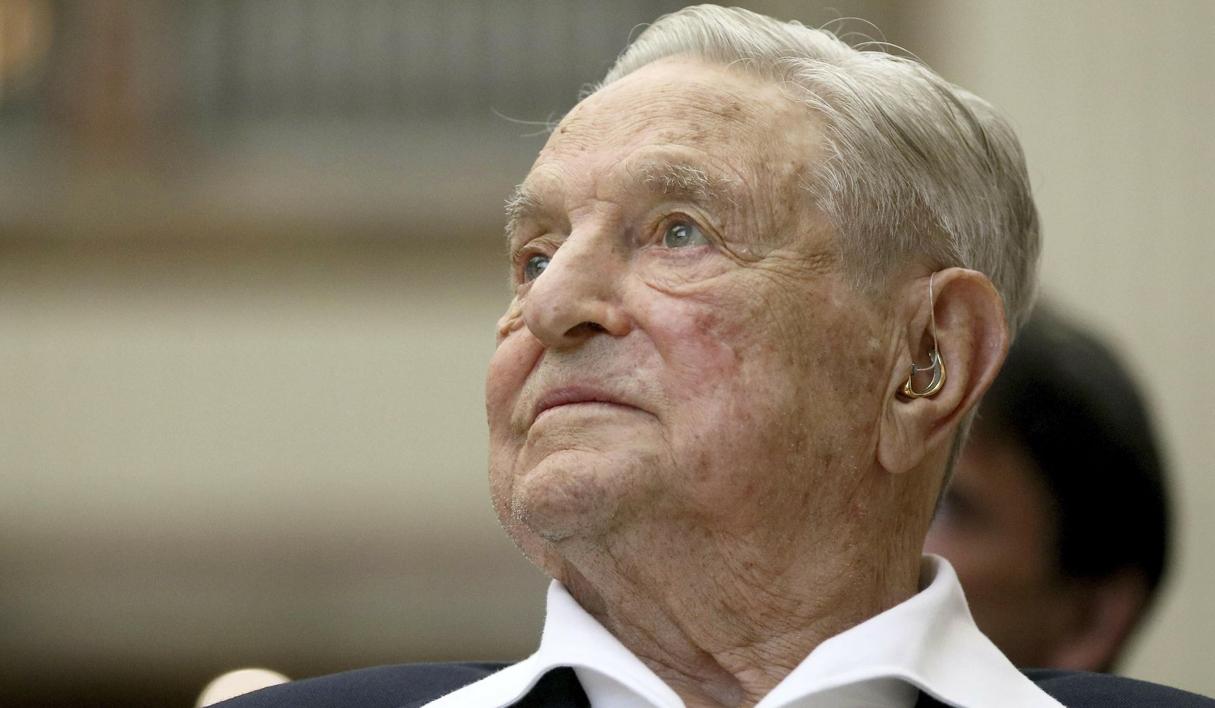 George Soros, 89, is still on a quest to destroy America