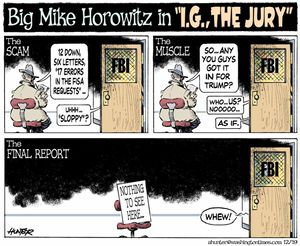 "Big Mike Horowitz in ""I.G., The Jury"""