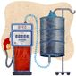 Oil Cartel in Trouble Illustration by Greg Groesch/The Washington Times