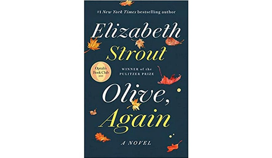 'Olive, Again' (book jacket)