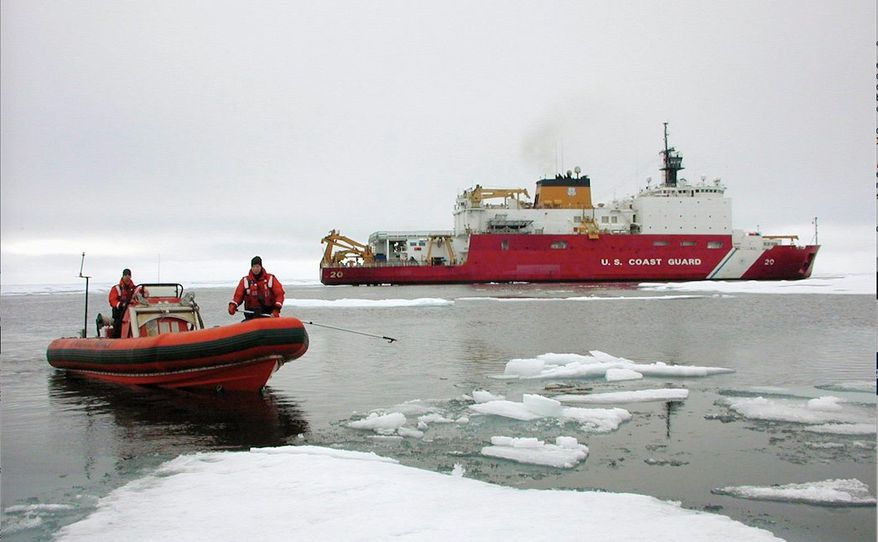A new Cold War could be brewing in an even colder place: the Arctic. One Alaska senator wants the U.S. to be prepared. (Associated Press)