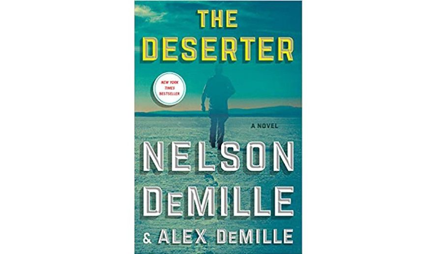 'The Deserter' (book jacket)