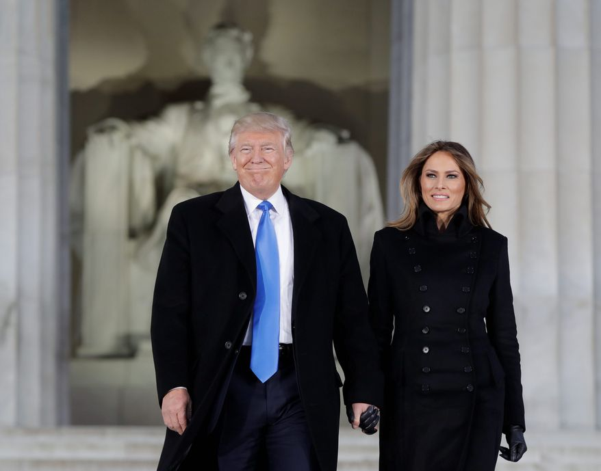 Multiple polls, including one from CNN, reveals that support for the impeachment of President Trump has fallen in the last three weeks. (Associated Press)