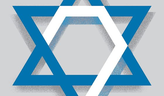 The Jewish Question Illustration by Linas Garsys/The Washington Times