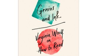 'Genius and Ink' (book cover)