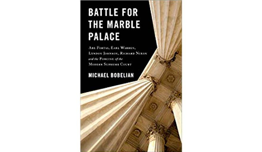 'Battle for the Marble Palance' (book cover)