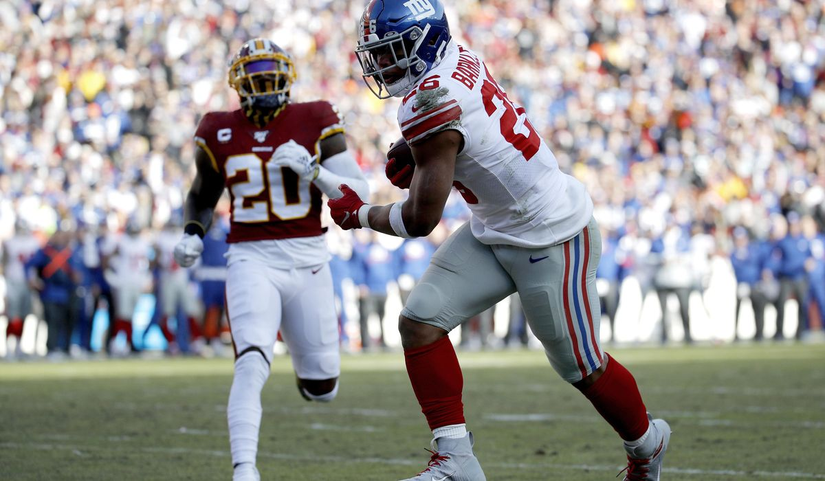 Collins sees 2016 Giants parallel with Redskins' offseason. Here's why that would be a good thing