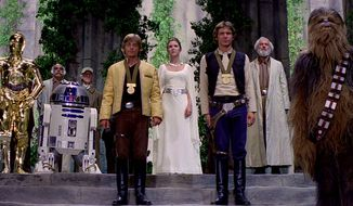 Star Wars actors quiz (Courtesy 20th Century Fox Home Entertainment)