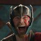 """Actor Chris Hemsworth appears as Thor in the trailer for 2017's """"Thor Ragnarok"""" film. (Image: YouTube, Marvel Entertainment, """"Thor Ragnarok"""" trailer screenshot)"""