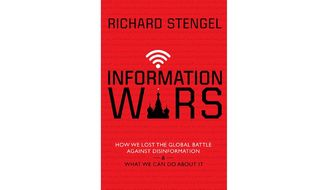 'Information Wars' (book cover)