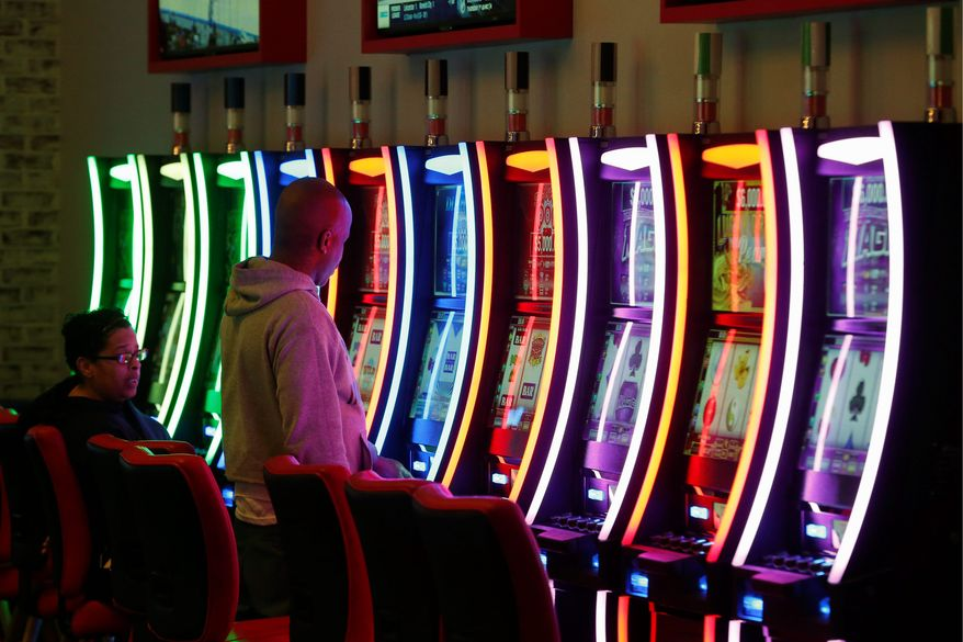 Gambling-related issues are expected to be one of the hottest topics at the state Capitol when the 2020 legislative session kicks off next month. Lawmakers will decide whether to legalize online sports betting and whether to regulate betting machines. (Associated Press)