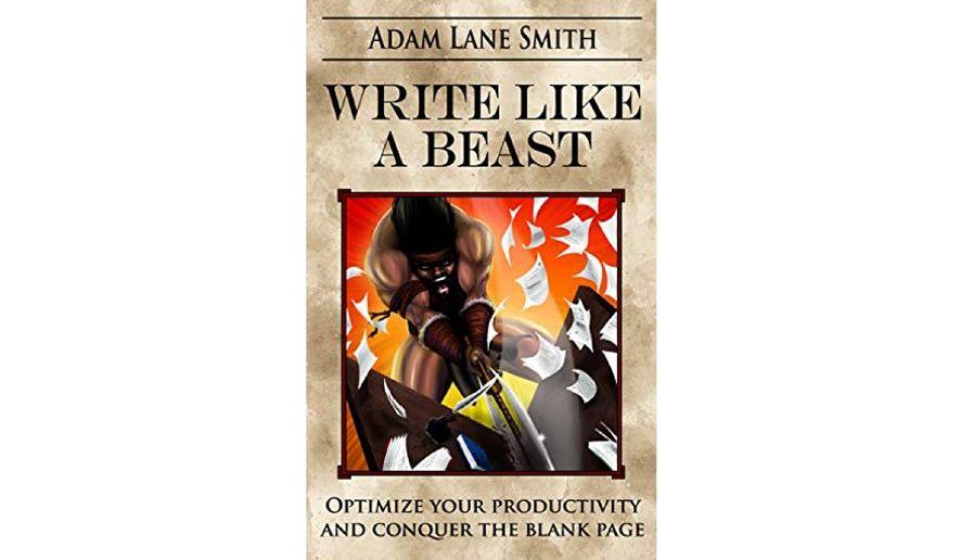 'Write Like a Beast' (book cover)