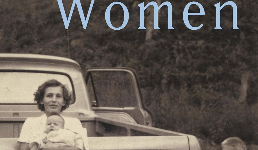 """This cover image released by Ballantine shows """"Hill Women: Finding Family and a Way Forward in the Appalachian Mountains"""" by Cassie Chambers. (Ballantine via AP)"""