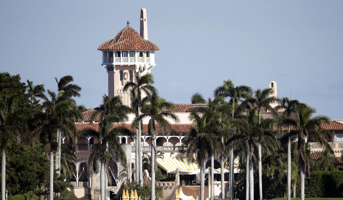 Watchdog group says Trump properties charging Secret Service about $400 per night for rooms