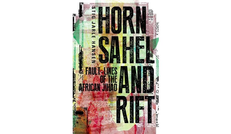 'Horn, Sahel and Rift' (book cover)