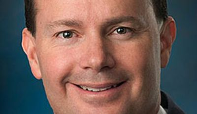 Mike Lee, Republican senator from Utah.