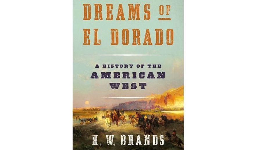 'Dreams of El Dorado' (book cover)