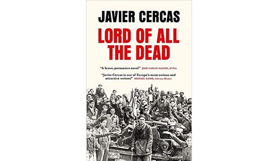 'Lord of All the Dead' (book cover)