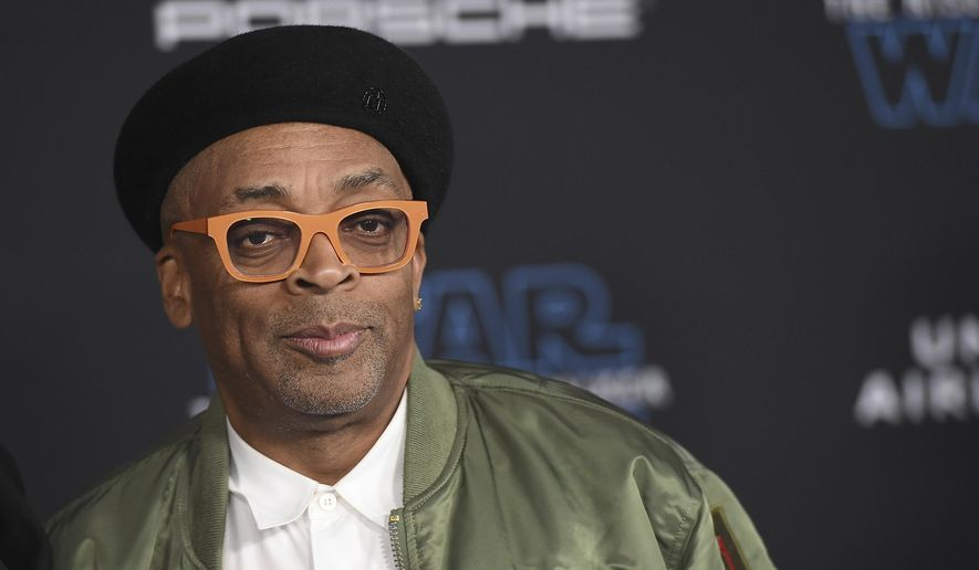 "In this Dec. 16, 2019, file photo, Spike Lee arrives at the world premiere of ""Star Wars: The Rise of Skywalker"" in Los Angeles. Spike Lee will lead the jury of this year's Cannes Film Festival, and festival organizers hope the provocative American director will ""shake things up"" at the gathering of the world's cinema elite. (Jordan Strauss/Invision/AP, File )"