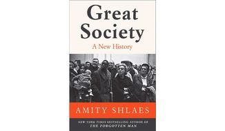 'Great Society' (book cover)