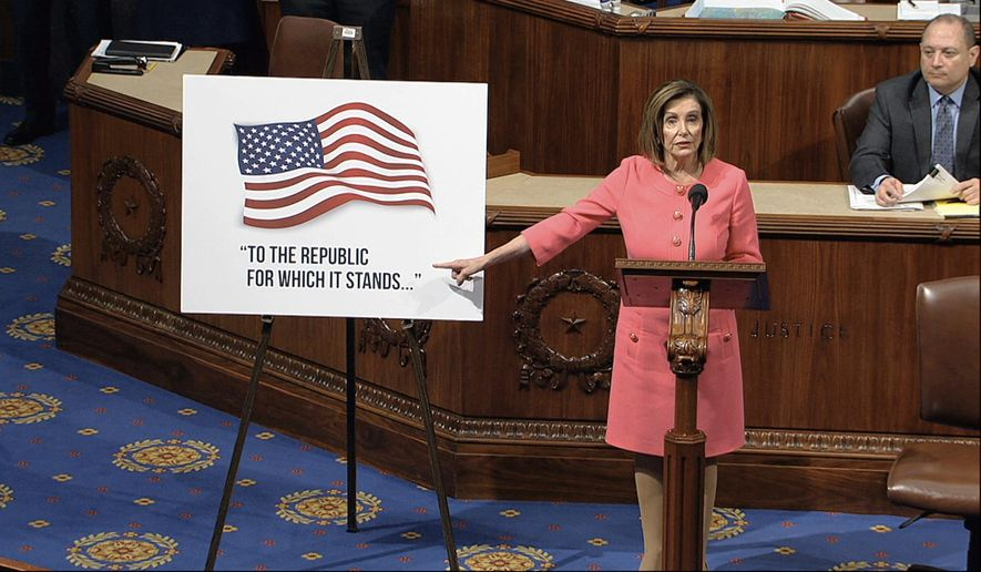 House Officially Votes 228 193 To Transmit Impeachment