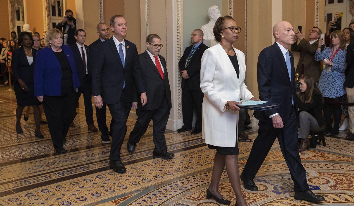 The Washington Times - Politics