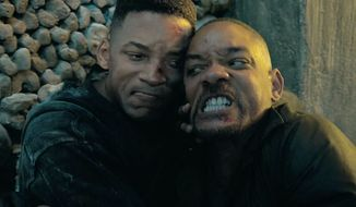"""Will Smith fights Will Smith in """"Gemini Man,"""" now available on 4K Ultra HD from Paramount Pictures Home Entertainment."""