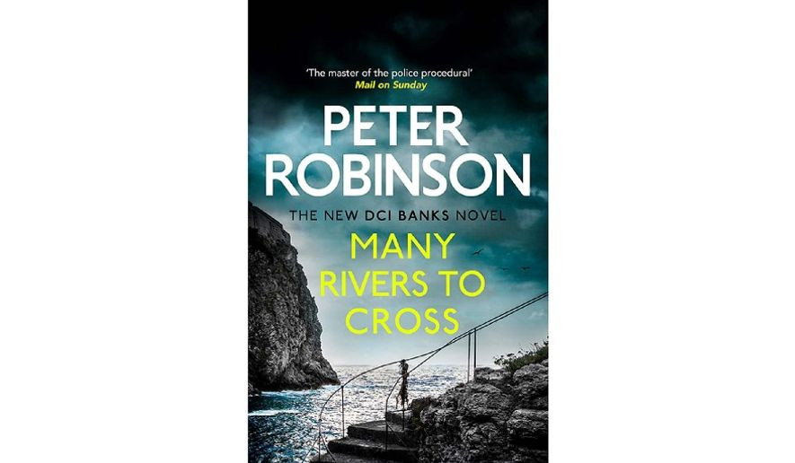 'Many Rivers to Cross' (book jacket)
