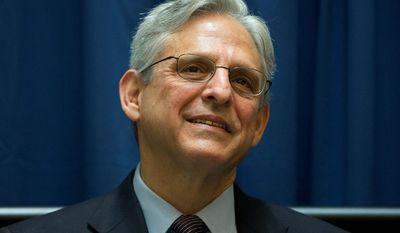 Judge Merrick B. Garland's stalled Supreme Court nomination wasn't mentioned by top party leaders during the Democratic National Convention in 2016.