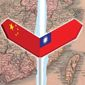 A message for China illustration by Linas Garsys / The Washington Times