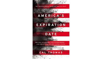 'America's Expiration Date' (book cover))