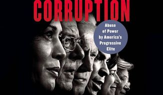 "Investigative reporter and author Peter Schweizer's newest book ""Profiles in Corruption: Abuses of Power by America's Progressive Elite"" hit No. 1 in sales on Amazon on the day it was published. (Harper Collins)"