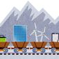 Western Ore Mining Illustration by Greg Groesch/The Washington Times