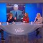 "Joy Behar of ABC's The View discusses impeachment proceedings against President Trump, January 21, 2020. (Image: ABC, ""The View"" video screenshot)"