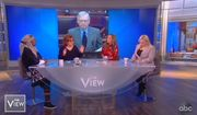 """Joy Behar of ABC's The View discusses impeachment proceedings against President Trump, January 21, 2020. (Image: ABC, """"The View"""" video screenshot)"""