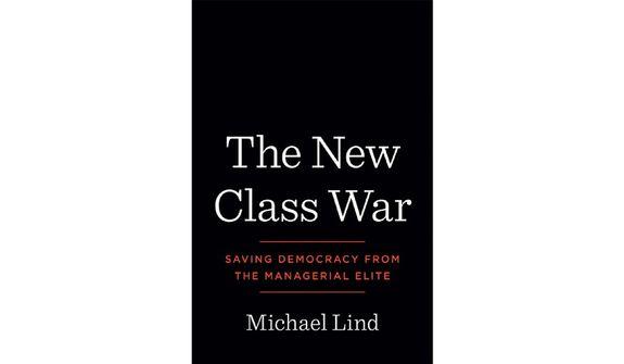 'The New Class War' (book cover)