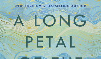 "This cover image released by Random House shows ""A Long Petal of the Sea,"" by Isabel Allende. (Random House via AP)"