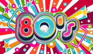 Do you remember 1980s slang? (Shutterstock)