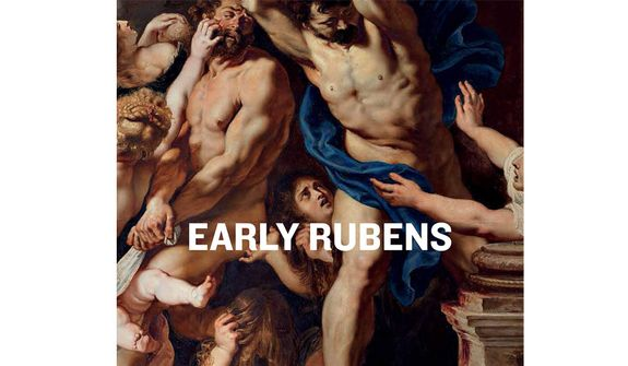 'Early Rubens' (book cover)