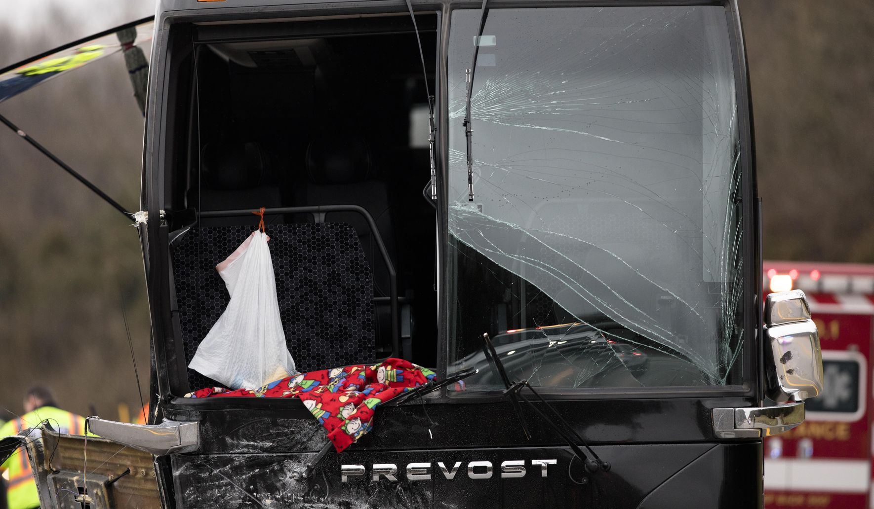 Driver killed in crash with Covington Catholic bus after March for Lif