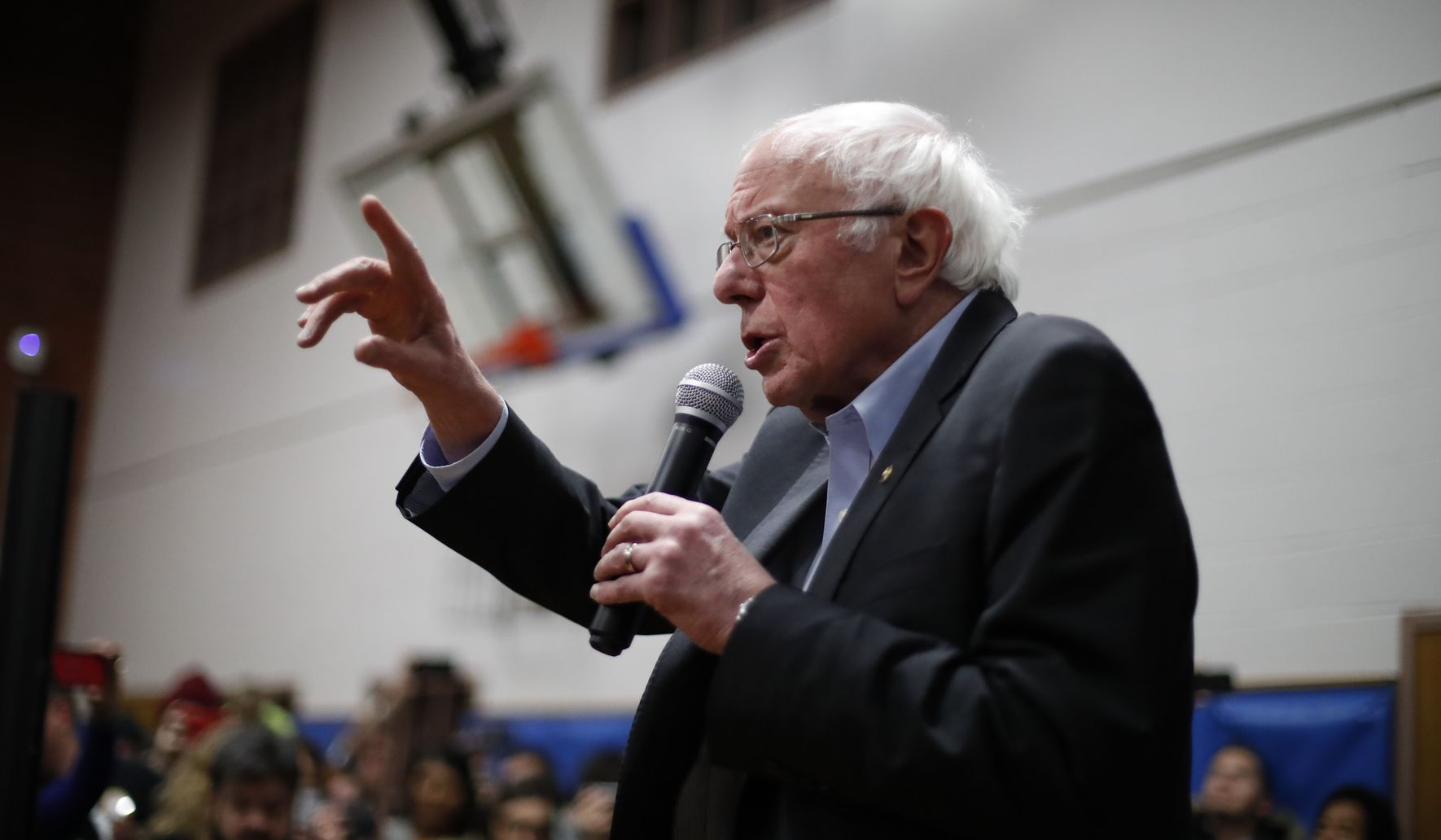 Bernie Sanders has 9-point lead in New Hampshire: CNN poll
