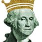 Currency King Illustration by Greg Groesch/The Washington Times