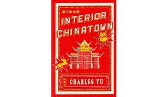'Interior Chinatown' (book cover)