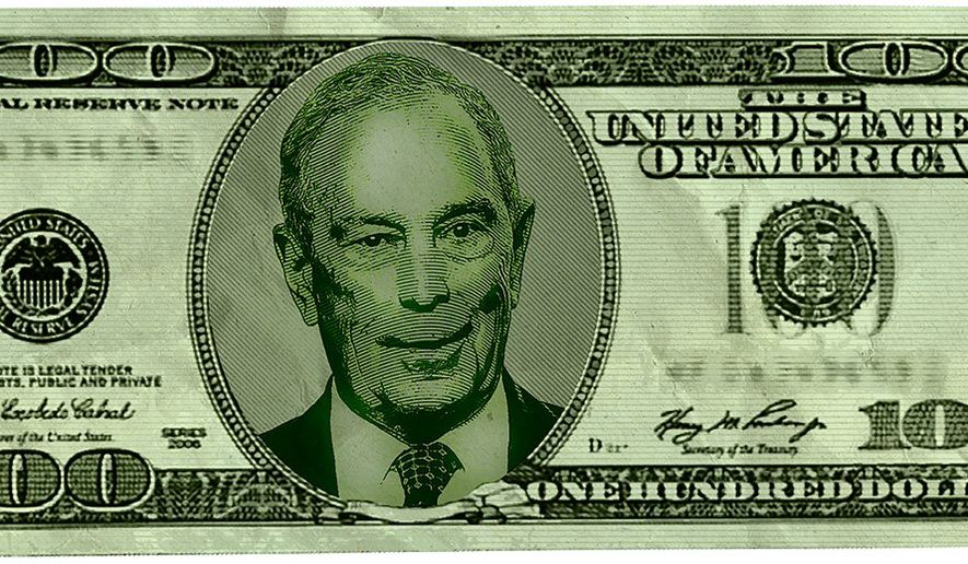 Mike Money Illustration by Greg Groesch/The Washington Times