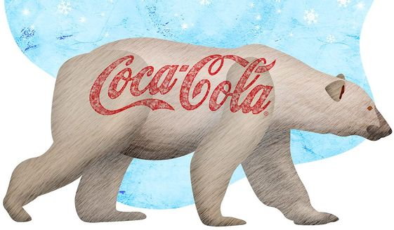 Cola Bear Illustration by Greg Groesch/The Washington Times